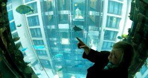 آسانسور دریایی