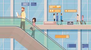 پله برقیهـای تجاری (Commercial Escalators)