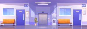انواع آسانسورهای بیمارستانی