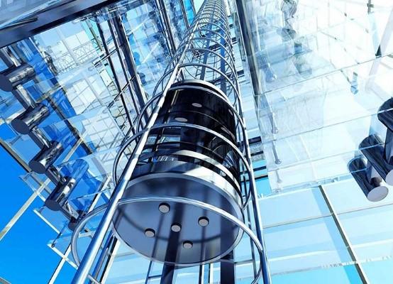 امنیت آسانسور شیشه ای