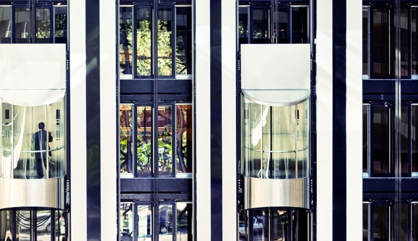 انواع آسانسور شیشه ای