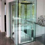 بررسی آسانسور شیشه ای