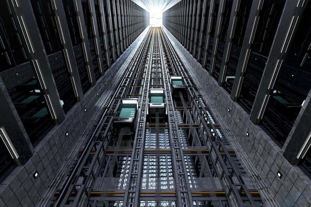 مزایای آسانسور کششی