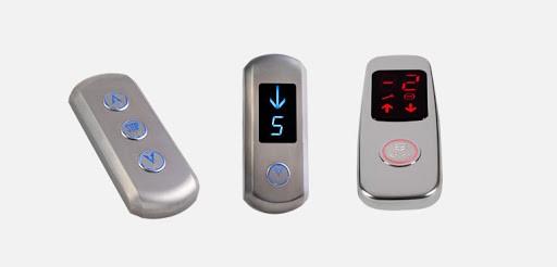 دکمه احضار آسانسور