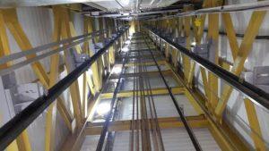 اهمیت IP rating قطعات آسانسور