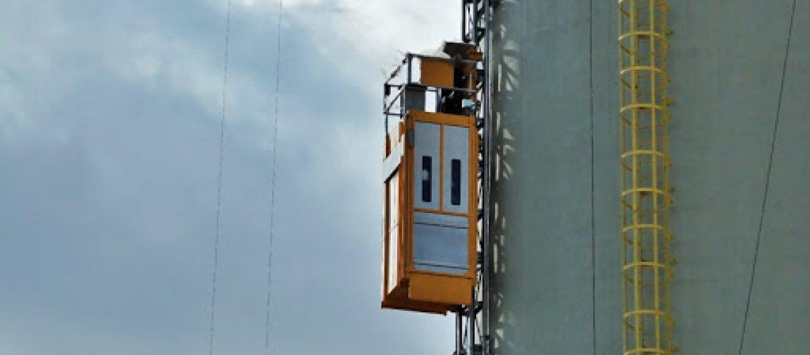آسانسور IP54